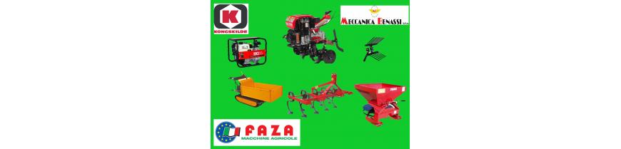 Macchine per agricoltura